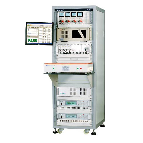 Module Power Supply Automatic Test System