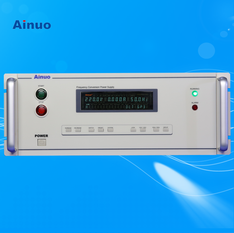 1Ф 500-2000VA Variable Frequency Power Supply AN60(F) Series